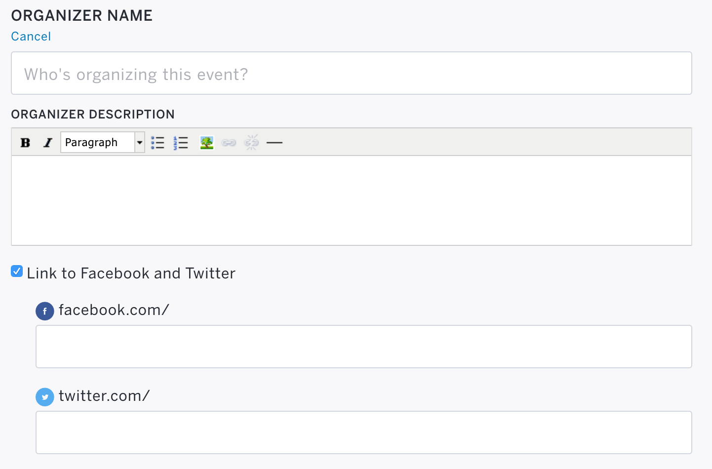 How to create an event | Eventbrite Support