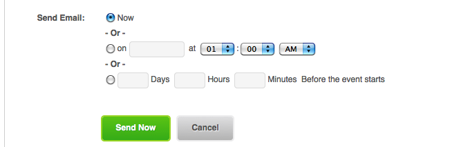 How to schedule and send automated email reminders